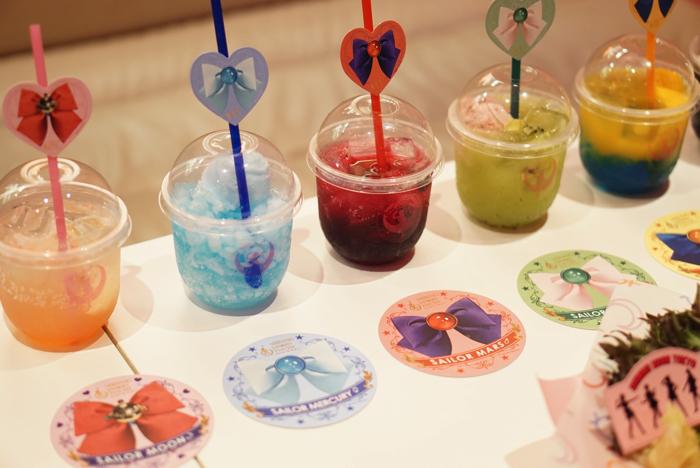 Sailor moon セーラームーン 美少女戦士 麻布十番 ショーレストラン Show restaurant Azabujyuban_ドリンク Drink