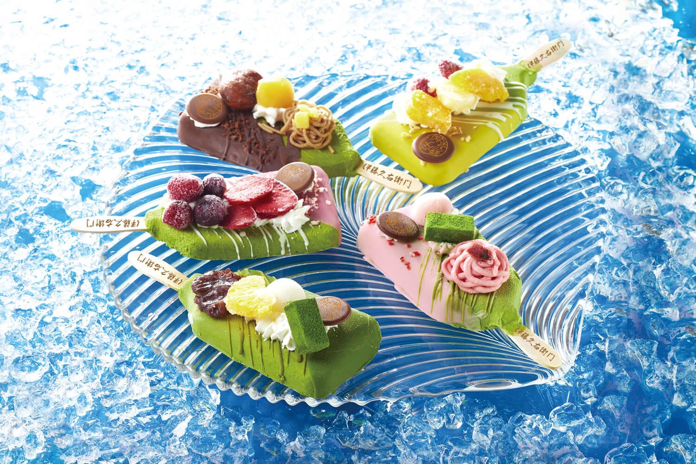 抹茶パフェバー スイーツ 京都 Matcha sweets parfait kyoto