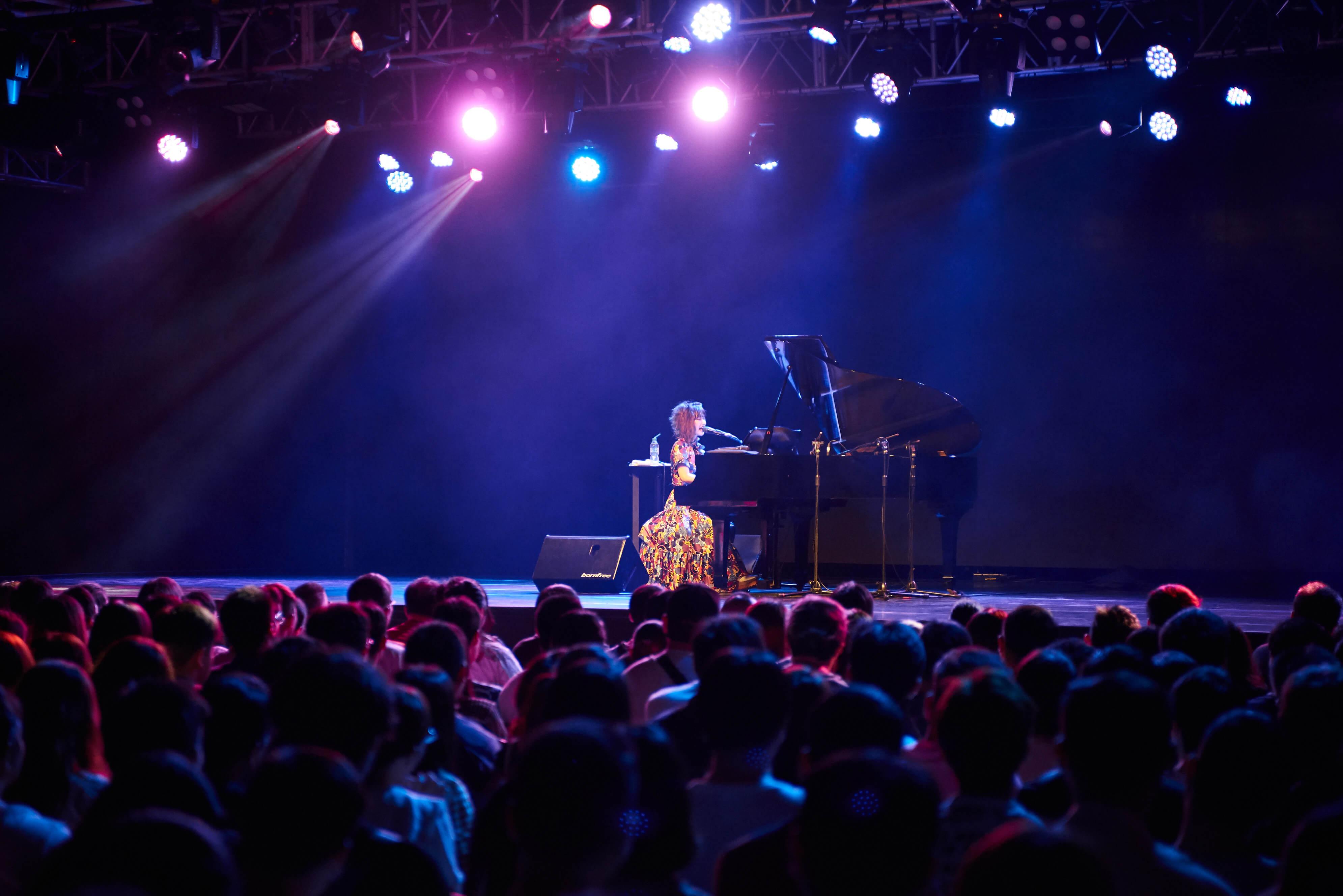 大塚 愛 中国 台湾にて4都市5公演のアジアツアー開催を発表 Moshi