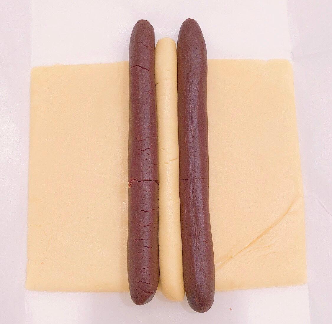kaori レシピ ディズニー スイーツ recipe disney sweets 甜點 食譜 ミッキー Mickey 8