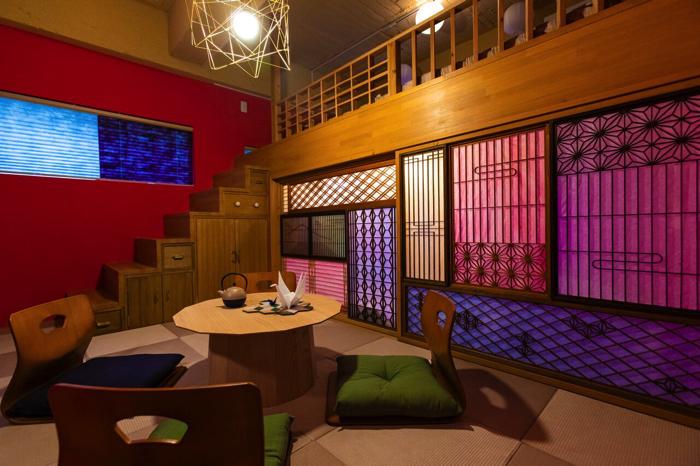 MOSHI MOSHI ROOMS ORIGAMI もしもしルームス 原宿 Harajuku 折り紙