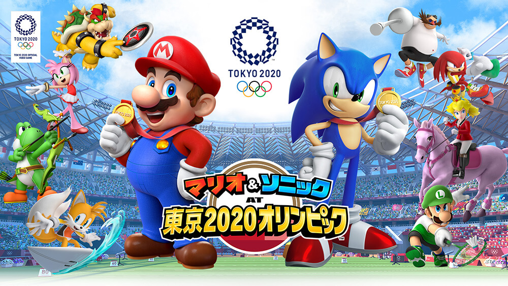 Games Released 2020.Mario Sonic At The Olympic Games Tokyo 2020 Release Date