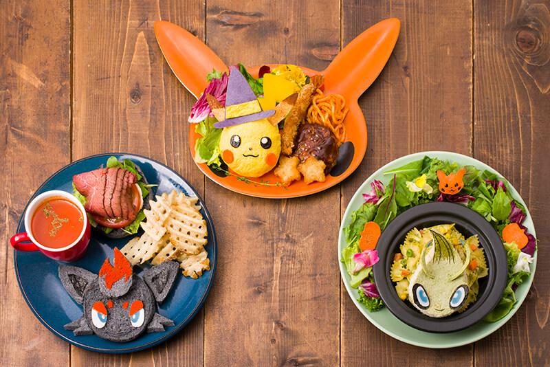 ポケモンカフェ pokemon cafe ハロウィン halloween