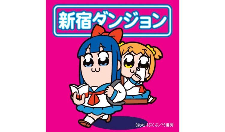 ポプテピピック ポップアップショップ 新宿マルイ (1)