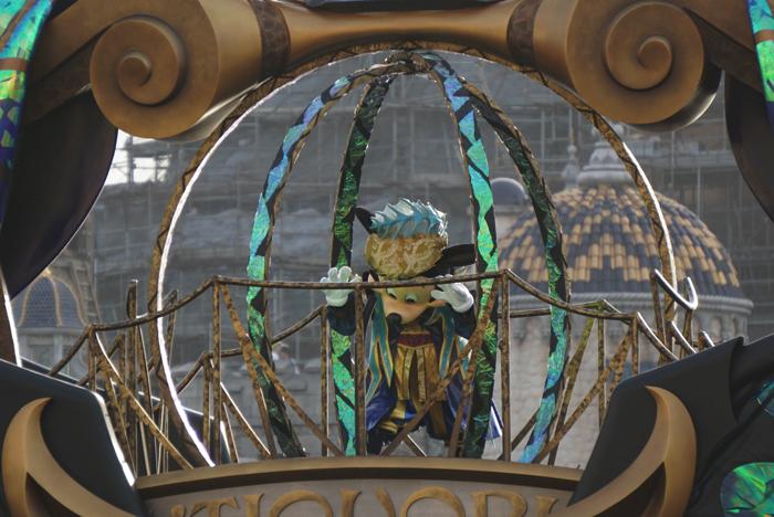東京ディズニーシー ショー ハロウィン Tokyo Disney Sea Halloween 5