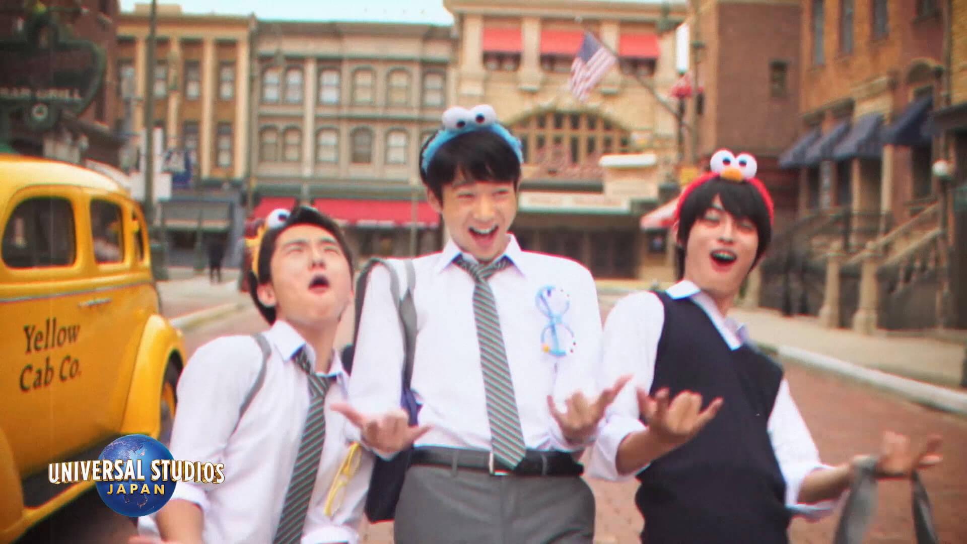 ユニバーサルスタジオジャパン Universal Studio Japan メイン動画