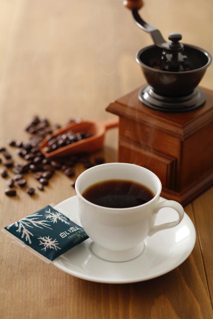 ISHIYA 白い恋人ブレンドコーヒー