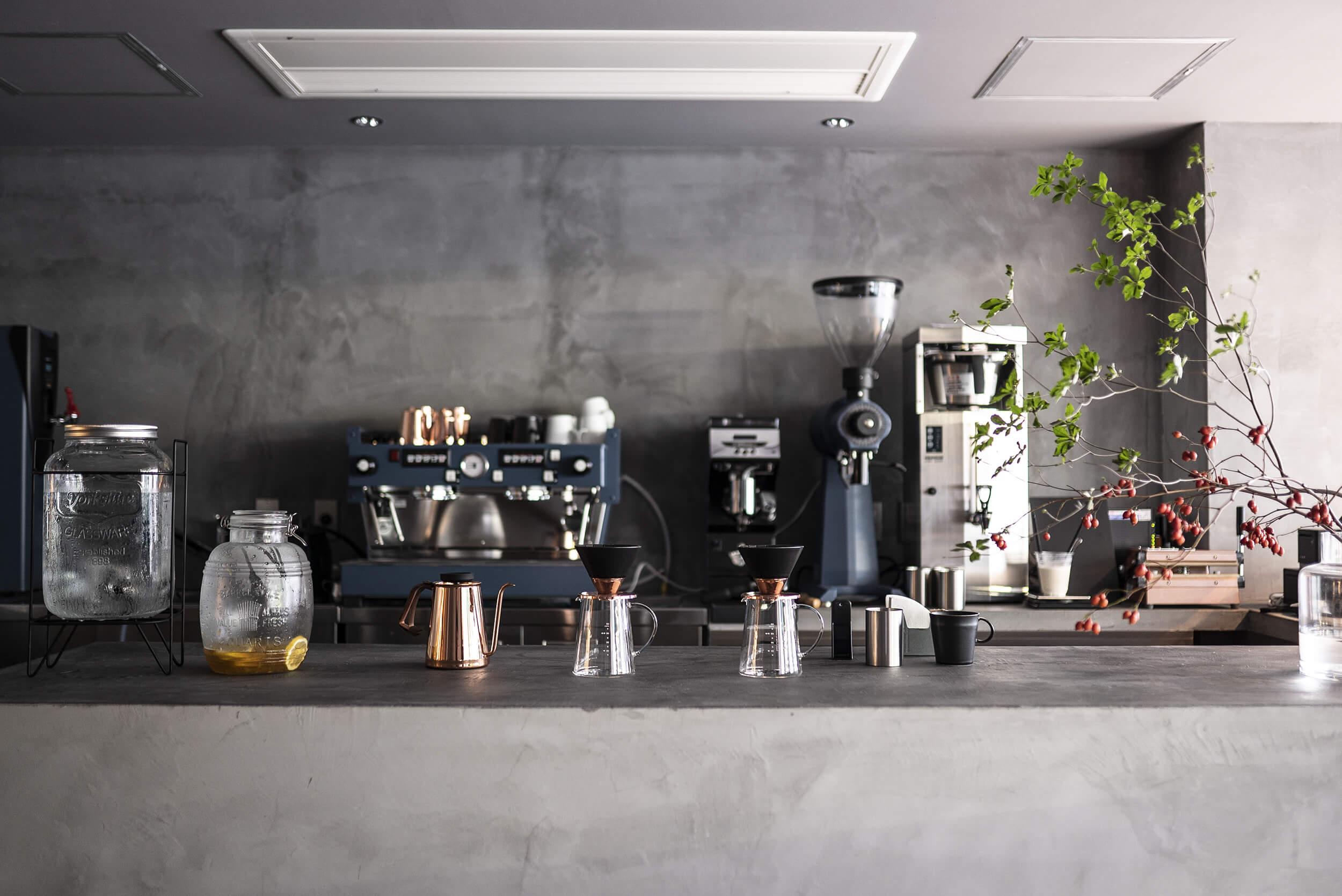 Beasty Coffee [ cafe laboratory ](ビースティーコーヒー カフェラボラトリー)amadana_3