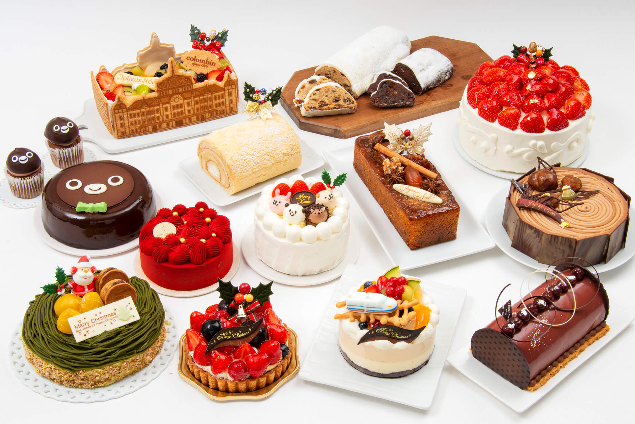 Tokyo Station's Christmas Cakes Are a Must-Buy Present This