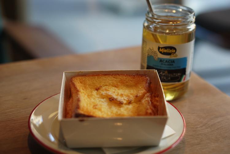 パンとエスプレッソと 表参道 朝ごはん 朝食 breakfast Omotesando Bread,espresso_フレンチトースト French Toast モーニング