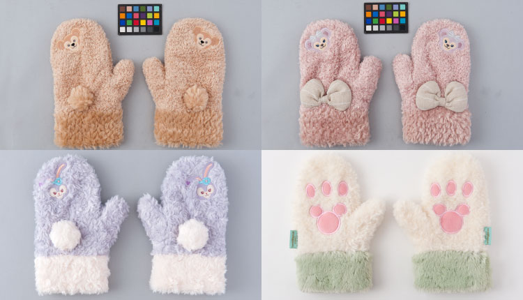 fluffy-mittens