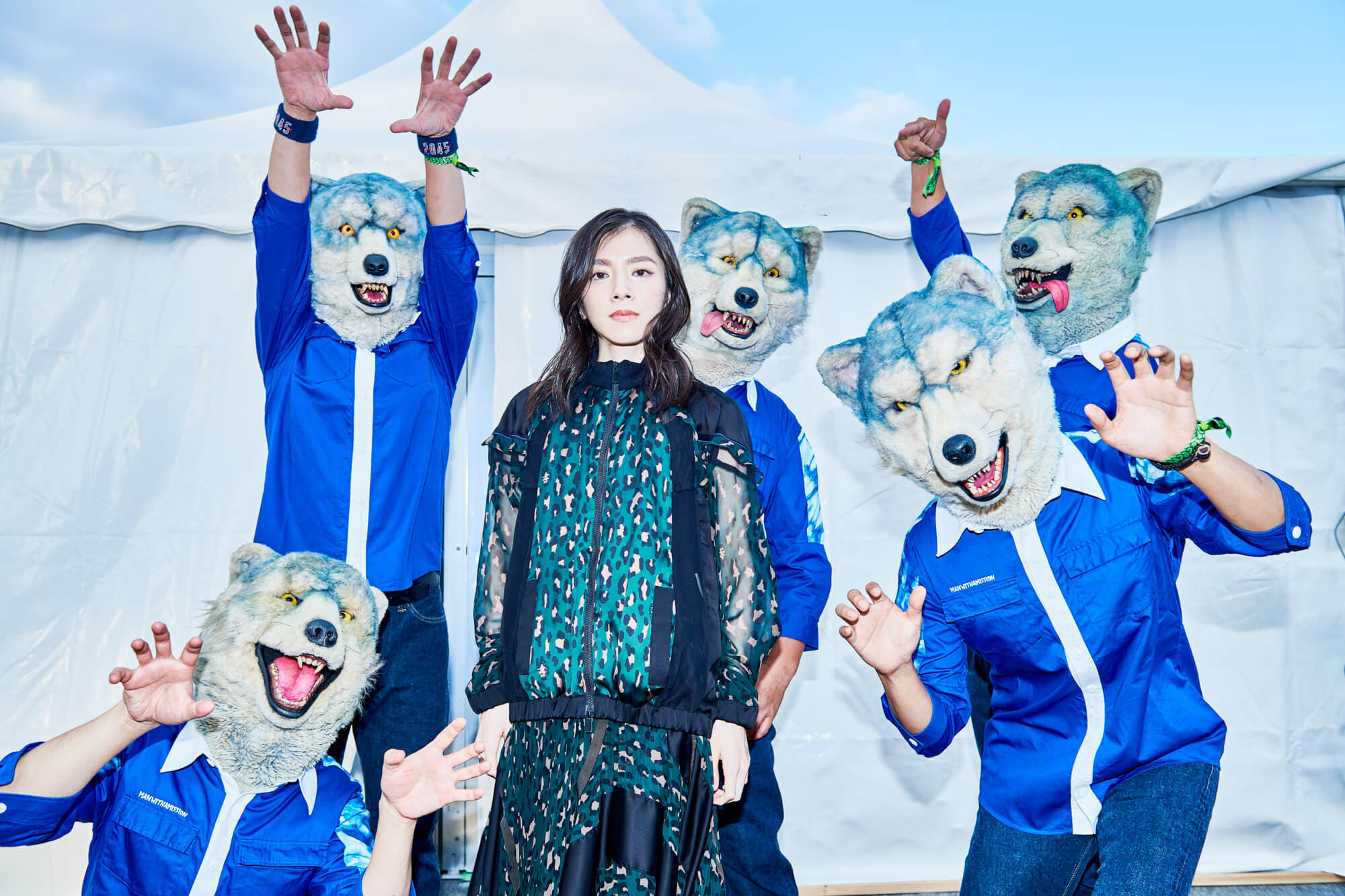 milet MAN WITH A MISSION