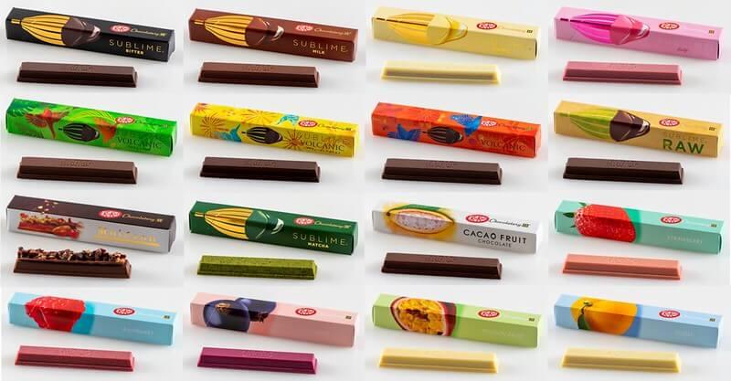 キットカット ショコラトリー KitKat チョコレート Chocolate