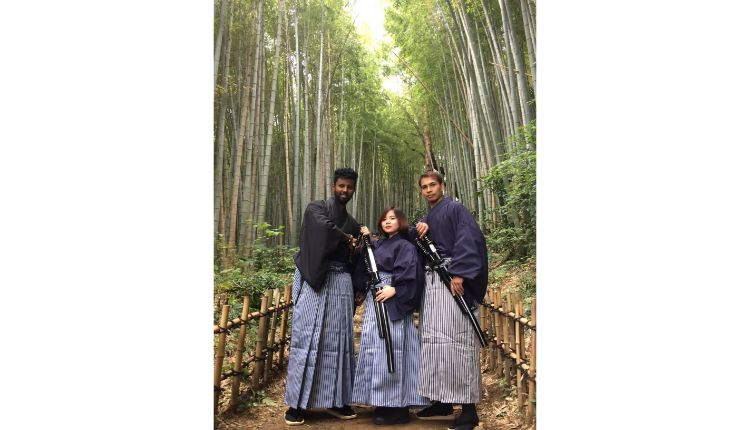 サムライ散歩 千葉県佐倉市 観光 Chiba Samurai experience sightseeing