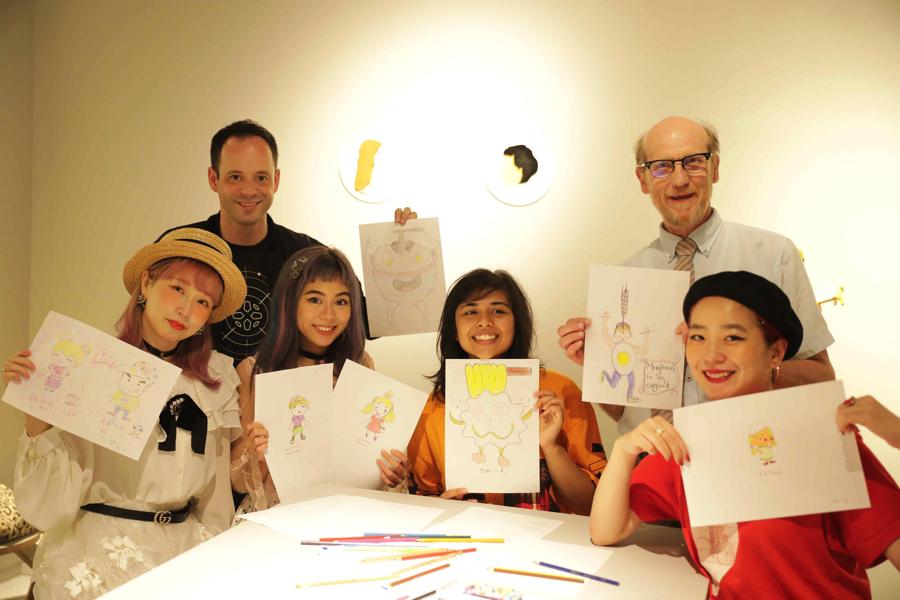 幸楽苑 こどもキャラクターデザインコンテスト Kourakuen Child Character Design Competition 37