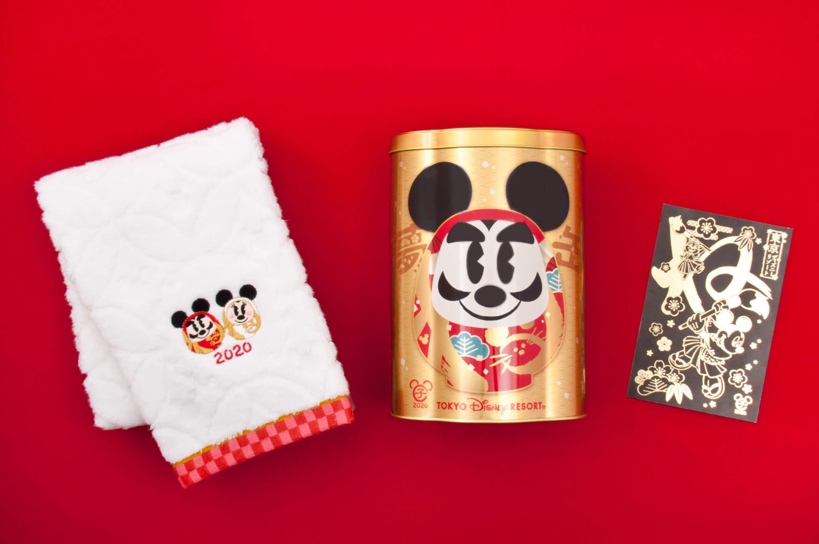 東京ディズニーリゾート お正月 Tokyo Disney Resort New Year