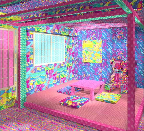 KAWAII Japanese Room