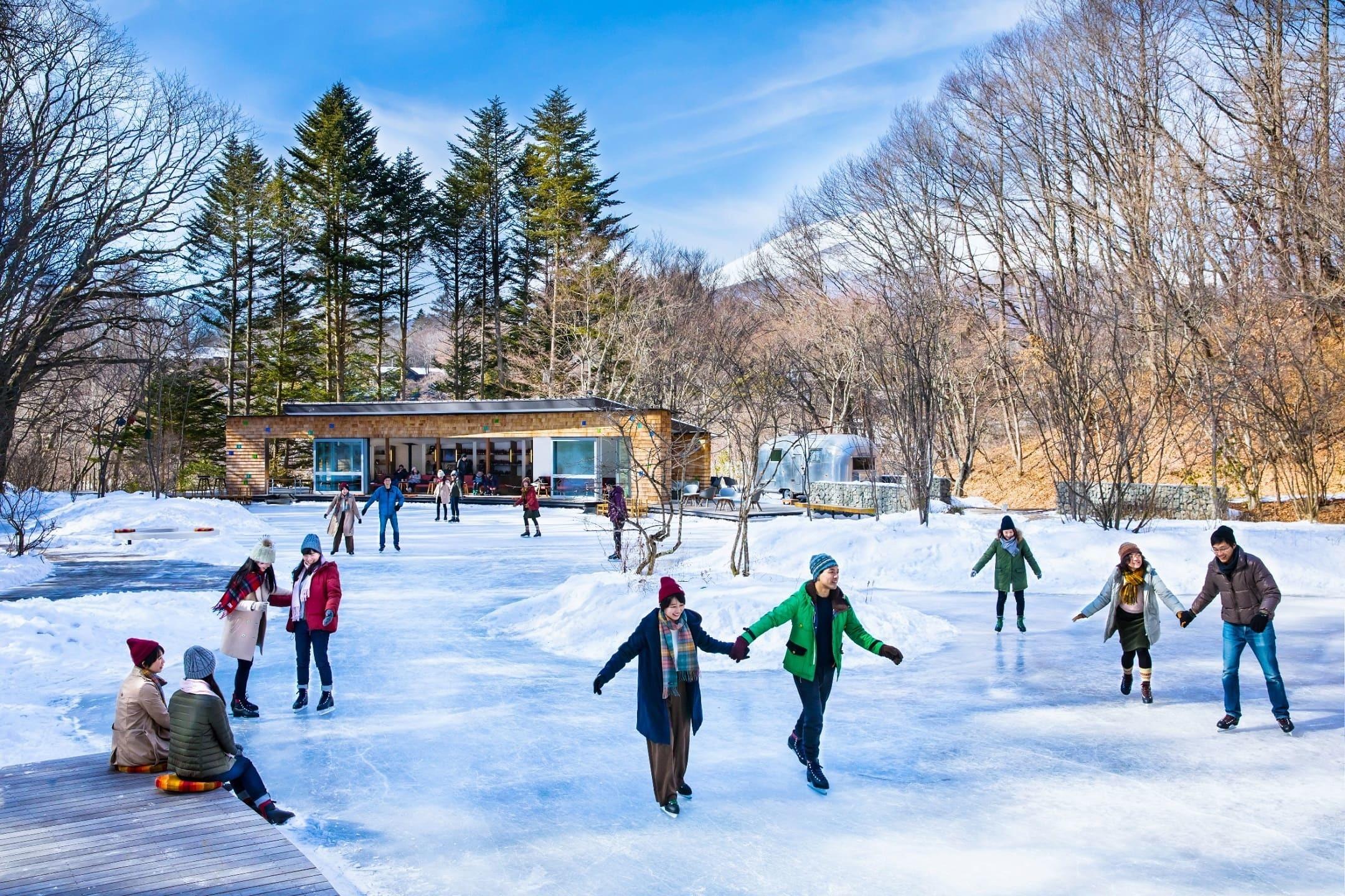 Karuizawa Ice Skating
