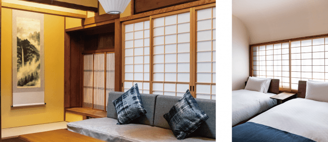 THE MACHIYA Deluxe Suite