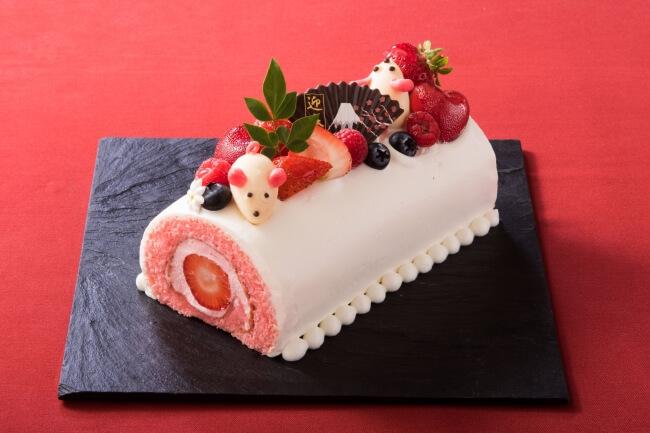 リーガロイヤルホテル東京 干支スイーツ sweets