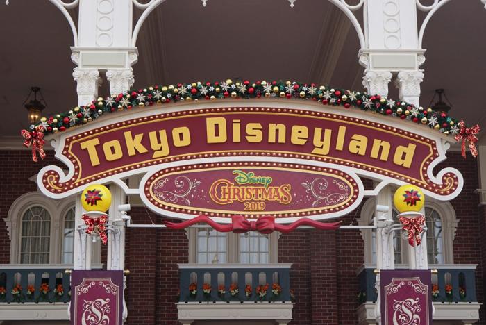 東京ディズニーランド ディズニー・クリスマス 2019 Tokyo Disney Land Christmas 東京迪士尼樂園 聖誕節_7