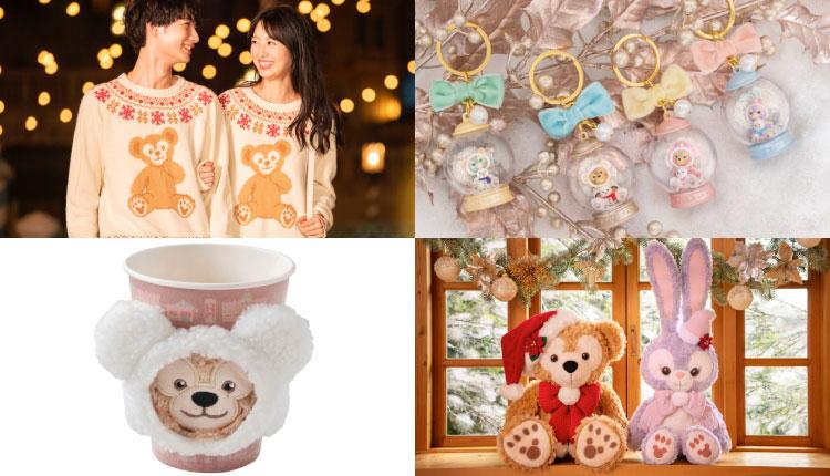 ダッフィー&フレンズ冬グッズ-Duffy-&-Friends-Winter-Merchandise