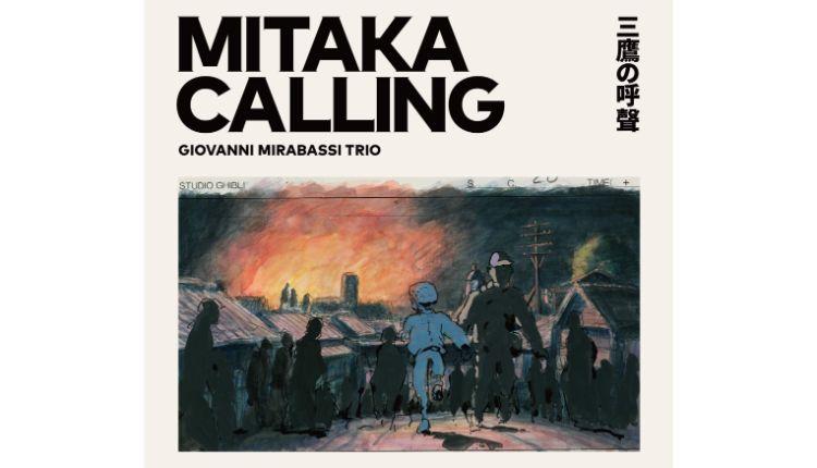 ジョバンニ・ミラバッシ Mirabassi 「MITAKA CALLING」ジャケ写
