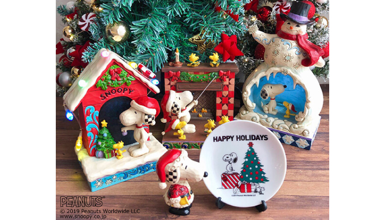 Snoopy-史努比-スヌーピー クリスマス-Chrstmas-聖誕節
