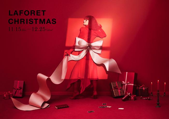 ラフォーレ原宿 クリスマス Laforet Harajuku Christmas laforet_xmas