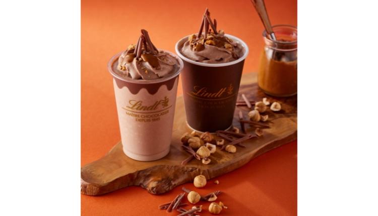 チョコレートドリンク Lindt Chocolate Drinks
