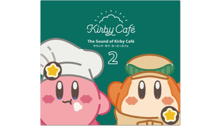 Kirby Cafe Soundtrack