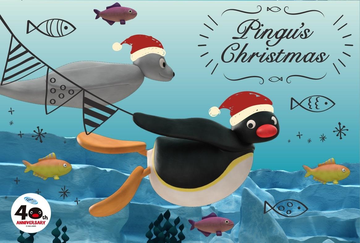 Pingu's Christmas 3