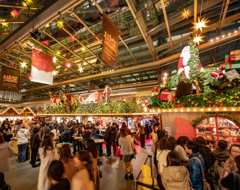 クリスマスマーケット Christmas Market