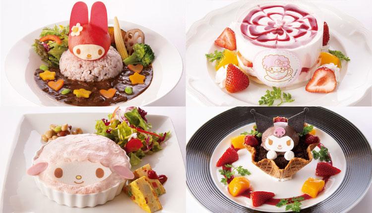 マイメロディカフェ-My-Melody-Cafe–