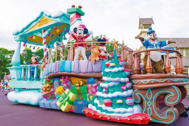 東京ディズニーランド ディズニー・クリスマス 2019 Tokyo Disney Land Christmas 東京迪士尼樂園 聖誕節_1