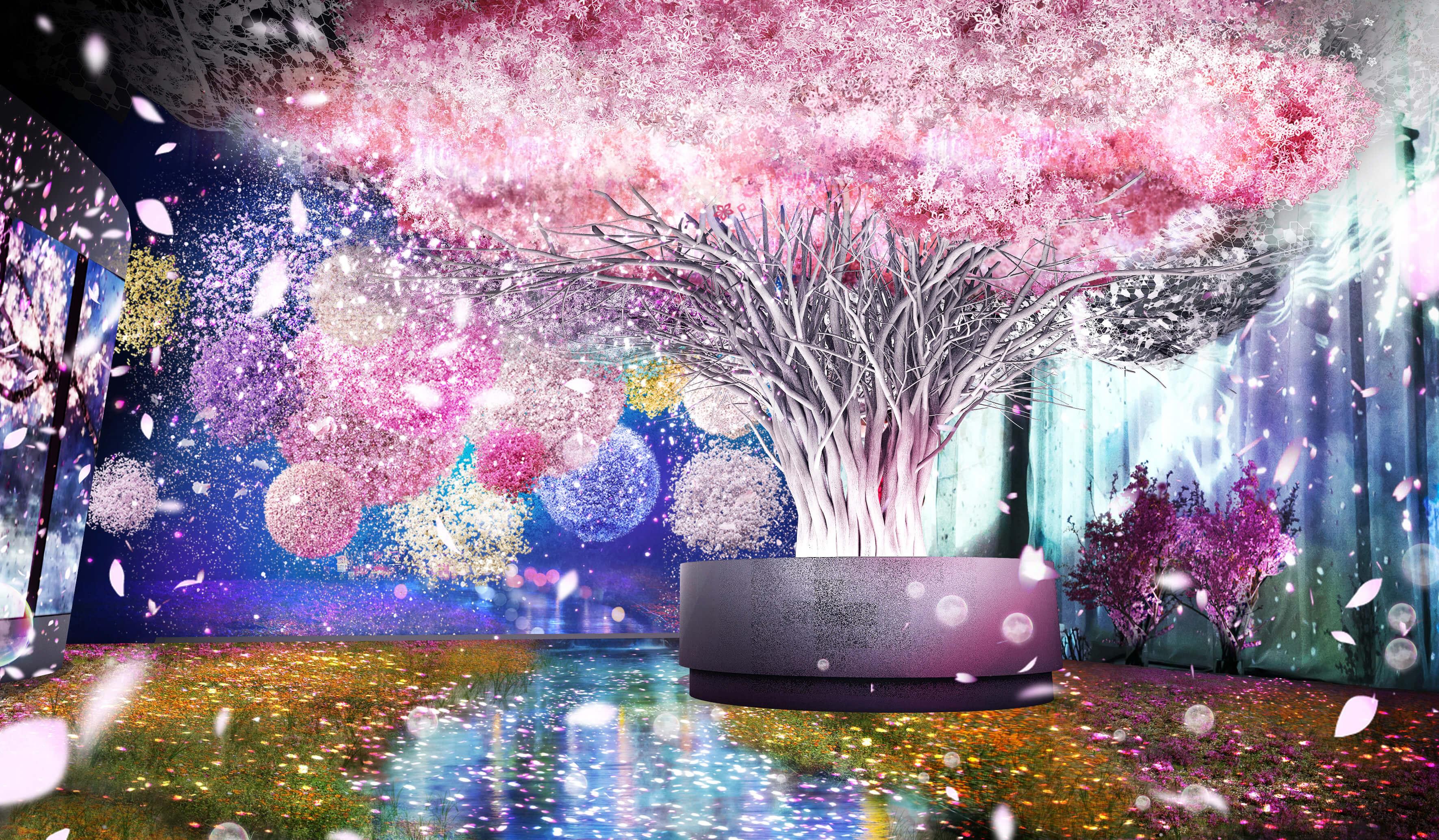 FLOWERS BY NAKED 2020 -桜-(フラワーズ バイ ネイキッド 2020 -サクラ-)5