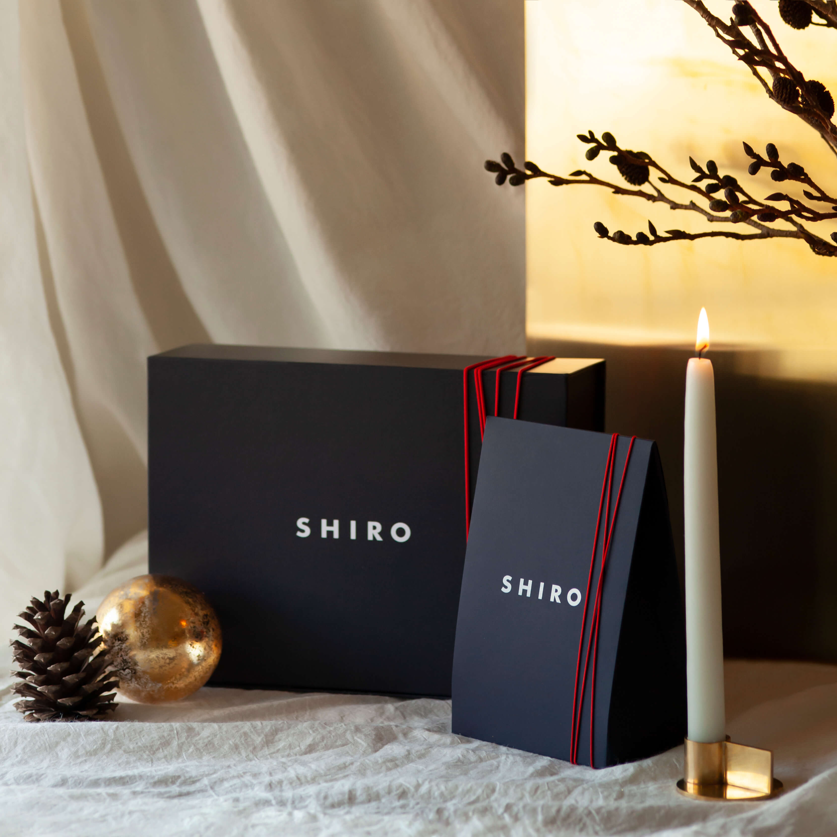 SHIRO HOLIDAY SPECIAL EVENT 新宿 伊勢丹 shinjuku isetan popup 3