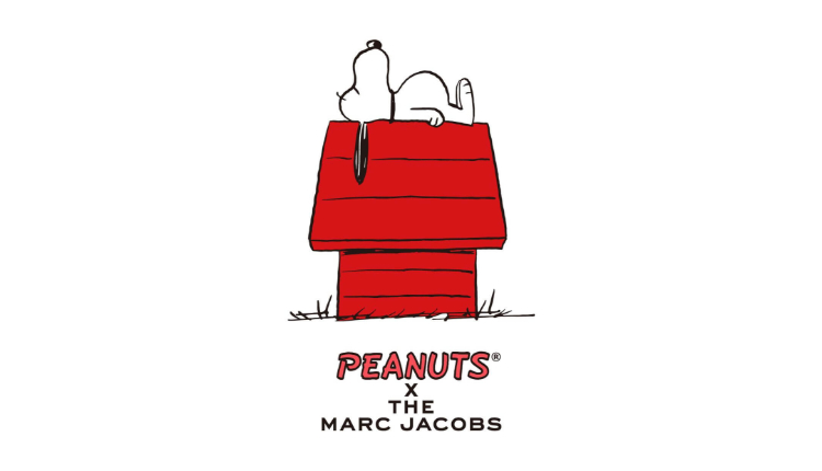 PEANUTS × THE MARC JACOBS ピーナッツ スヌーピー 渋谷PARCO3