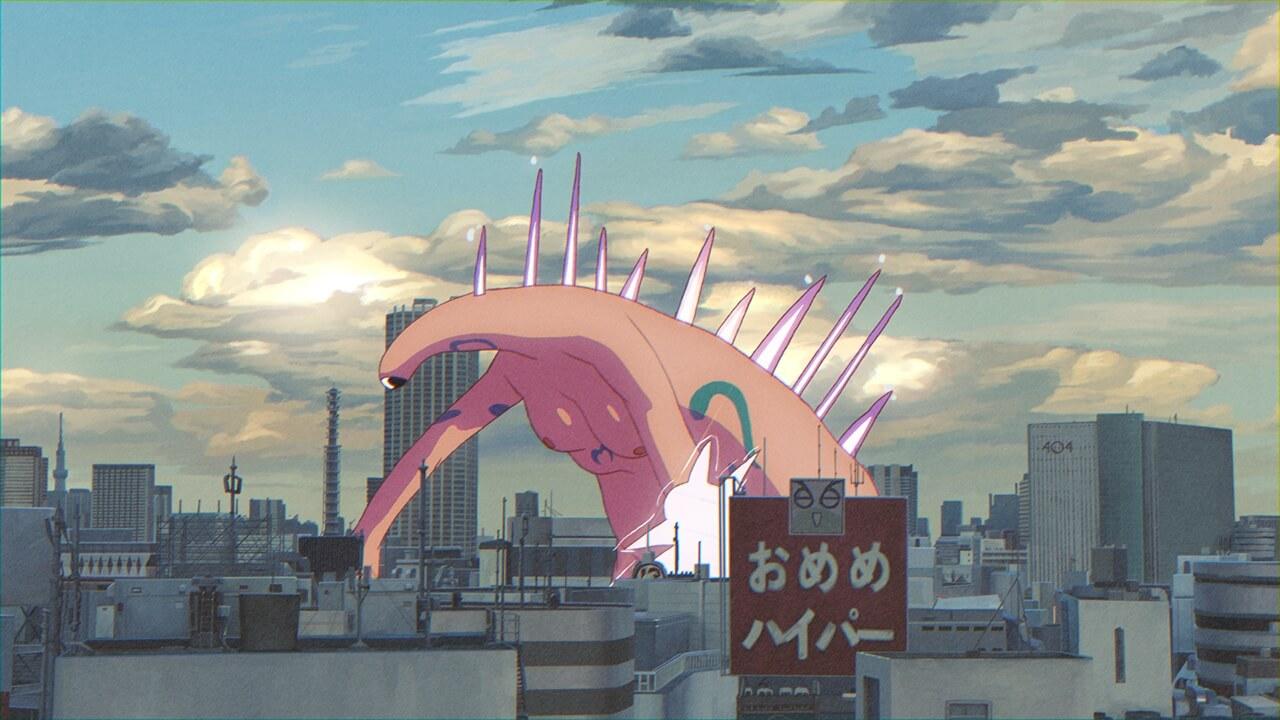 GEMSTONE アニメ anime kaiju shojo