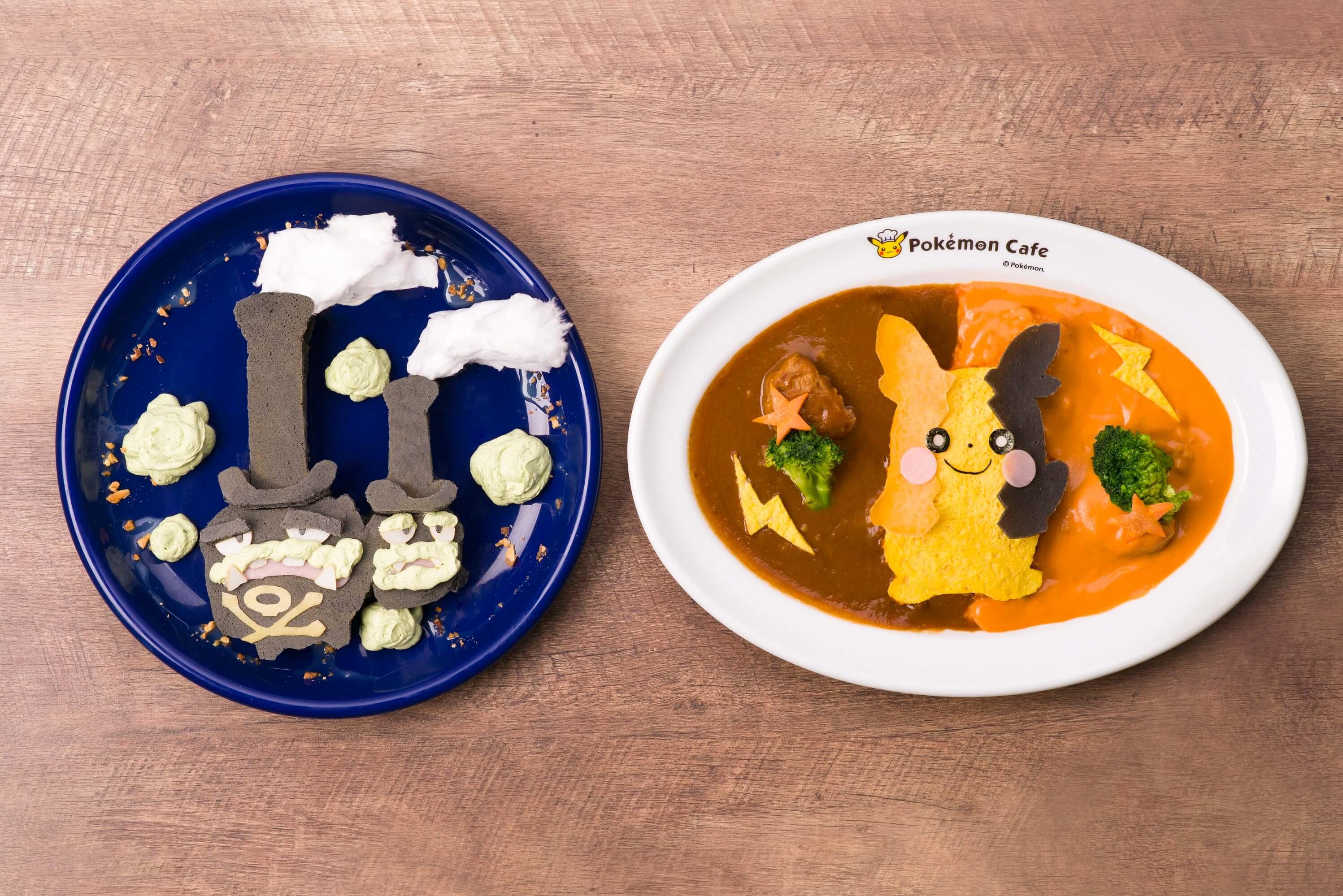 ポケモンカフェ pokemon cafe