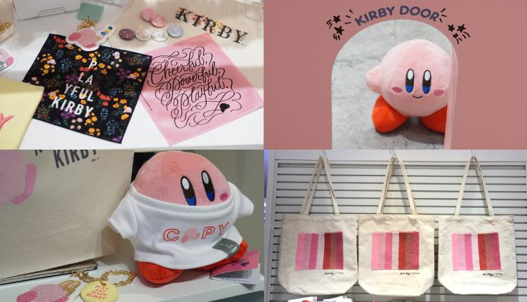 playful-kirby-カービィ プレイフル ラフォーレ 原宿 Laforet-Harajuku-pop-up-ポップアップ-星之卡比