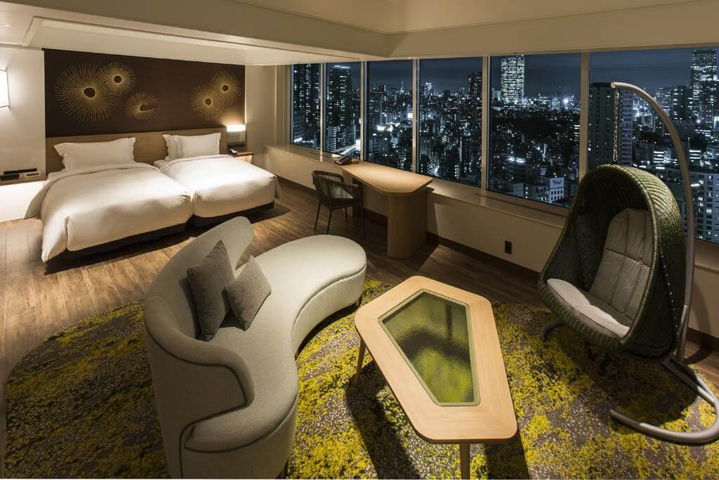 Booking.com 夜景 イルミネーション ホテル nightview illumination hotel 住宿 7