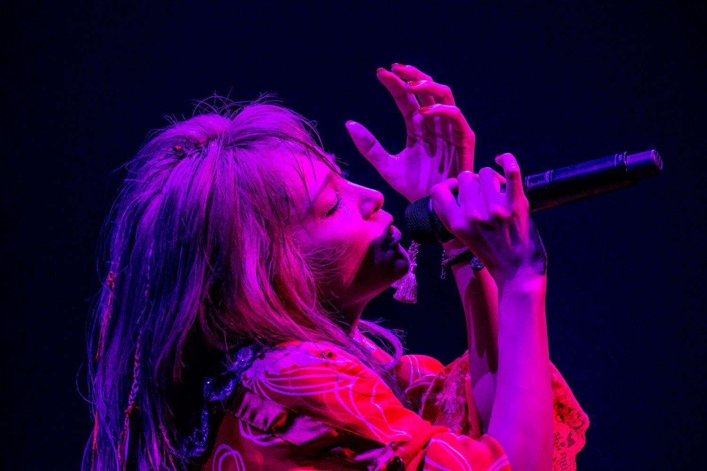LiSA リサ ライブ Live