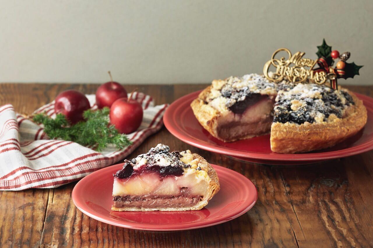 グラニースミス×ダンデライオンチョコレート アップルパイ grannysmith dandelionchocolate apple pie