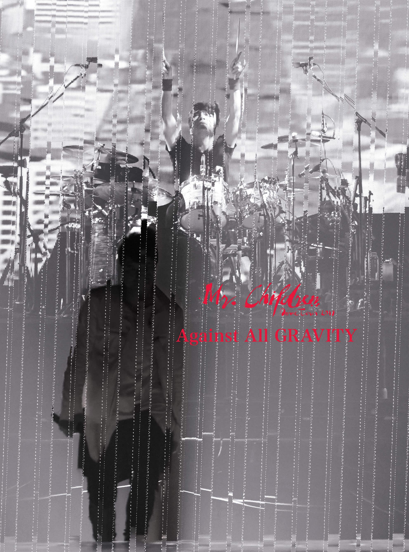 Mr Children Live Dvd Against All Gravity ジャケット公開 ライブ
