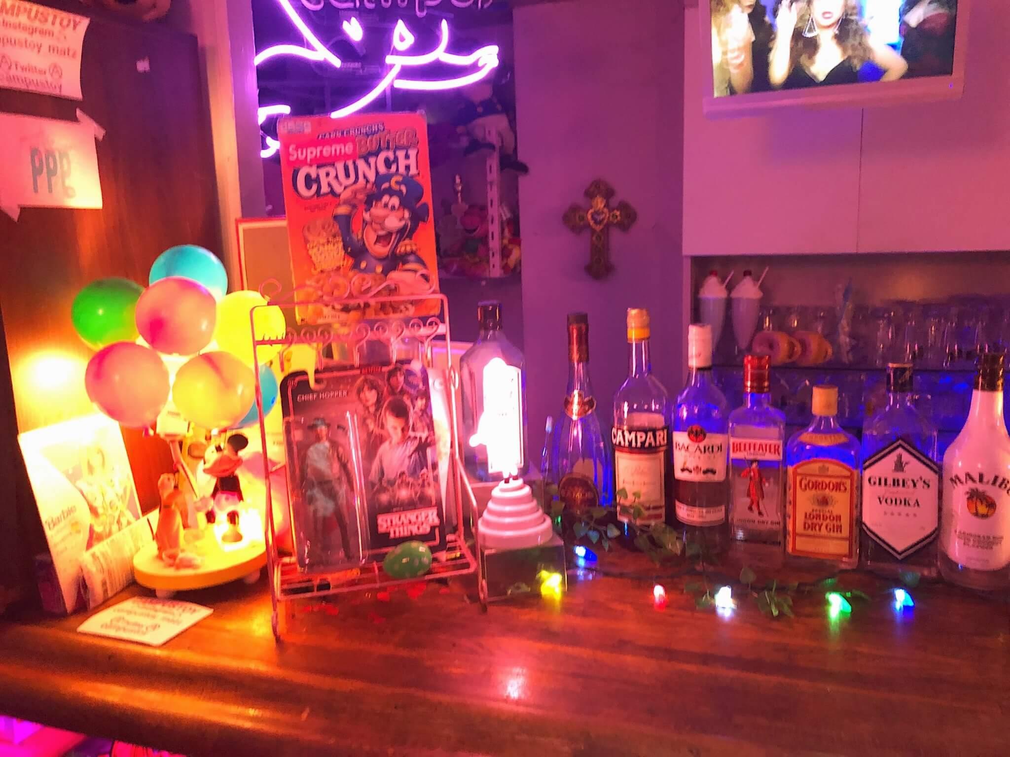 神保町CAMPUS 喫茶店 カフェバー cafe bar jinbocho 4