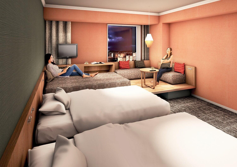 星野リゾート OMO7旭川 Hoshino Resort Asahikawa Hokkaido 北海道 ホテル hotel