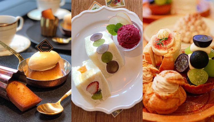 大阪スイーツ-Osaka-Desserts
