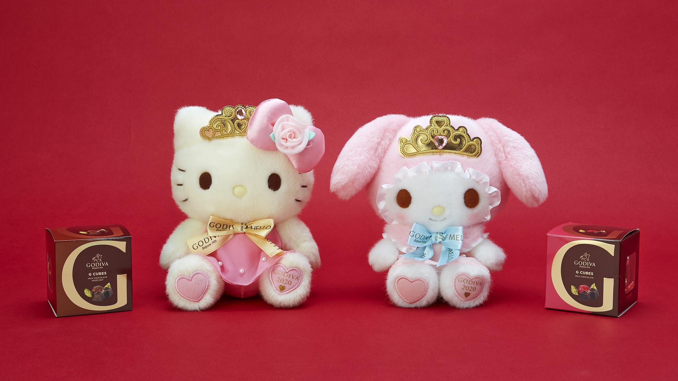 キティ ゴディバ マイメロ Kitty Mymelody Sanrio_GODIVA_main