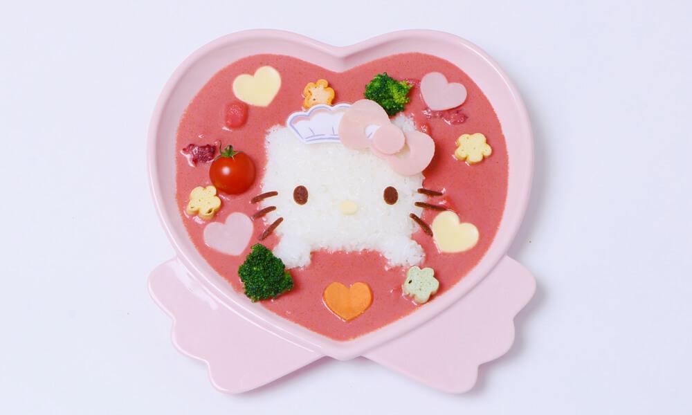 ハローキティ @ほぉ〜むカフェ 秋葉原 コラボカフェ Hello Kitty Akihabara Collaborate cafe